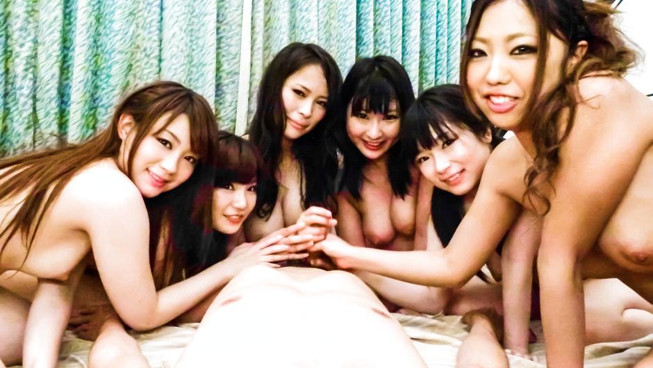 Asian lesbians pov sex