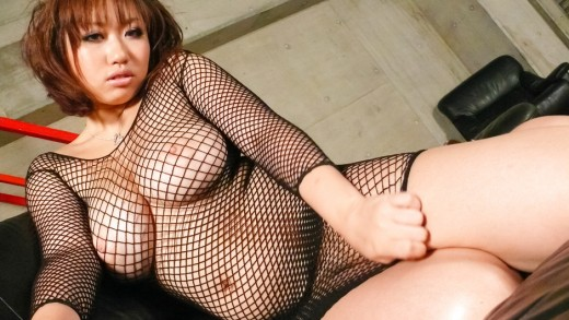 Cums hard in an asian masturbate video