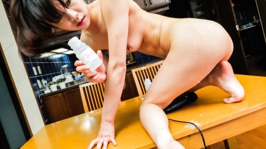Sensual beauty shows off masturbating on cam