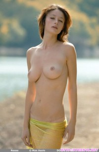 Busty Outdoor Naked Teen