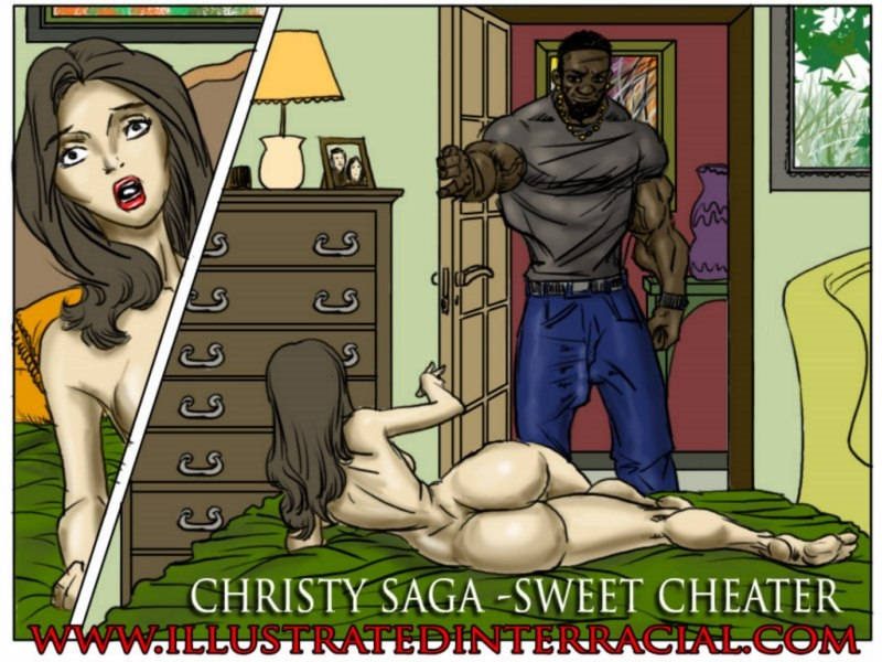 IllustratedInterracial – Christy Saga – Sweet Cheater 1 – XXX Comic on SVScomics