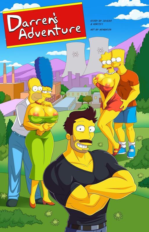 JoseMalvado – Darren's Adventure – XXX Comic on SVScomics