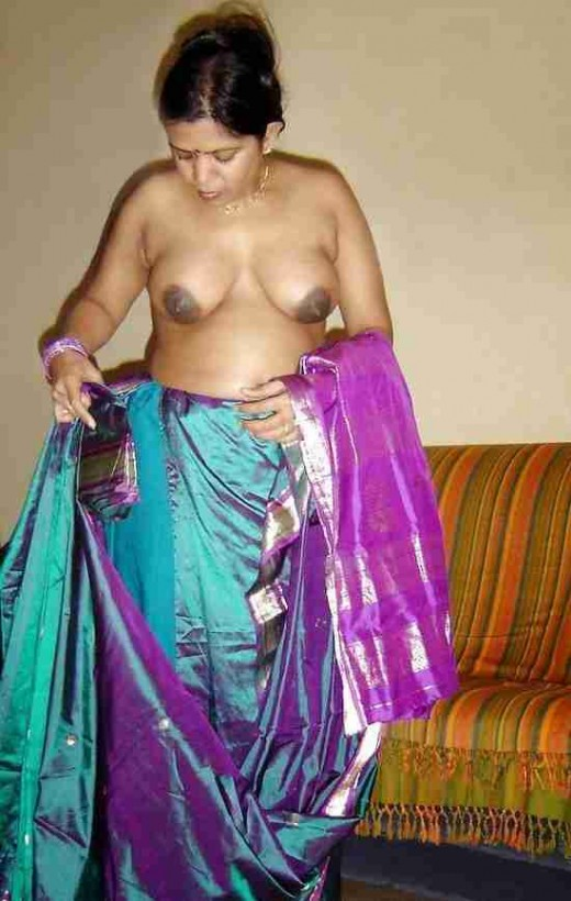 Busty Indian aunty saree removing nangi sexy image desi wife nude photo free download | Desi XxX Blog
