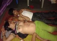 Desi Kalkata couple half nude sleeping nangi porn photo free download   Desi XxX Blog