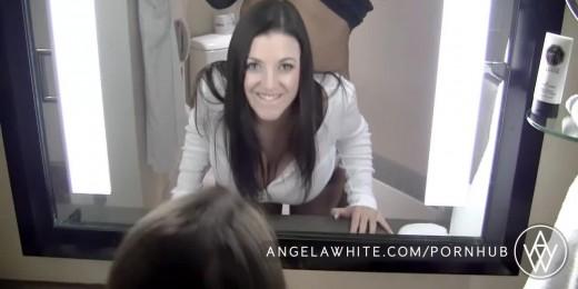 Busty Angela POV Fuck