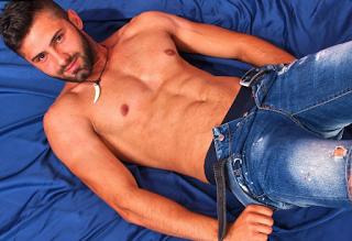 The boys of Leon Boys: Gay Live Cam model Lance Sausage