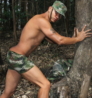 The boys of Leon Boys: The Gay Soldier