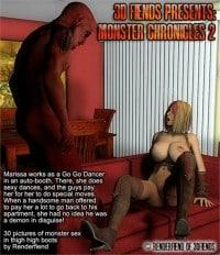 3DFiends – Free Porn Comics