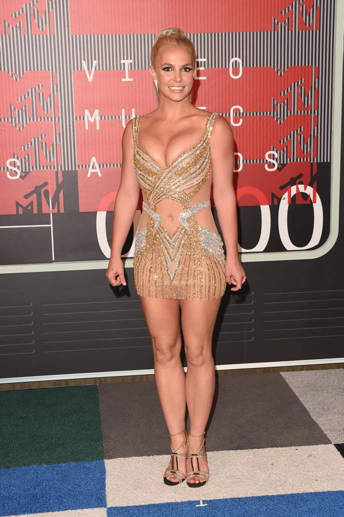 Britney Spears Nude