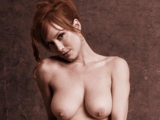 Consider, hendricks leaked nude