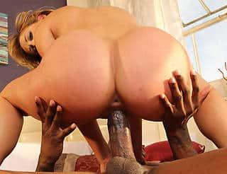 Closeup dick in pussy pic.