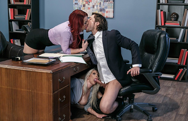 Ana Nova fucked in office during interview Redtube Free.