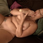Her pussy will get nice dildo