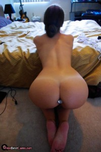 Amateur ass and plugged