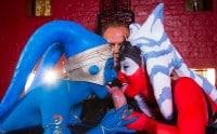 Aria Alexander, Eva Lovia – Nasty Star Wars Parody – HDpornstarz