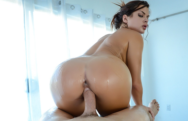 Dirty Masseur Drills Oiled Latina Keisha Grey – HDpornstarz