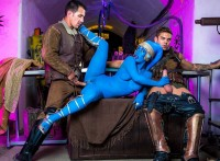 Eva Lovia – Nasty Star Wars Parody – HDpornstarz