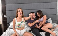 Hope Howell Involves Kimmy Granger For Threesome – HDpornstarz
