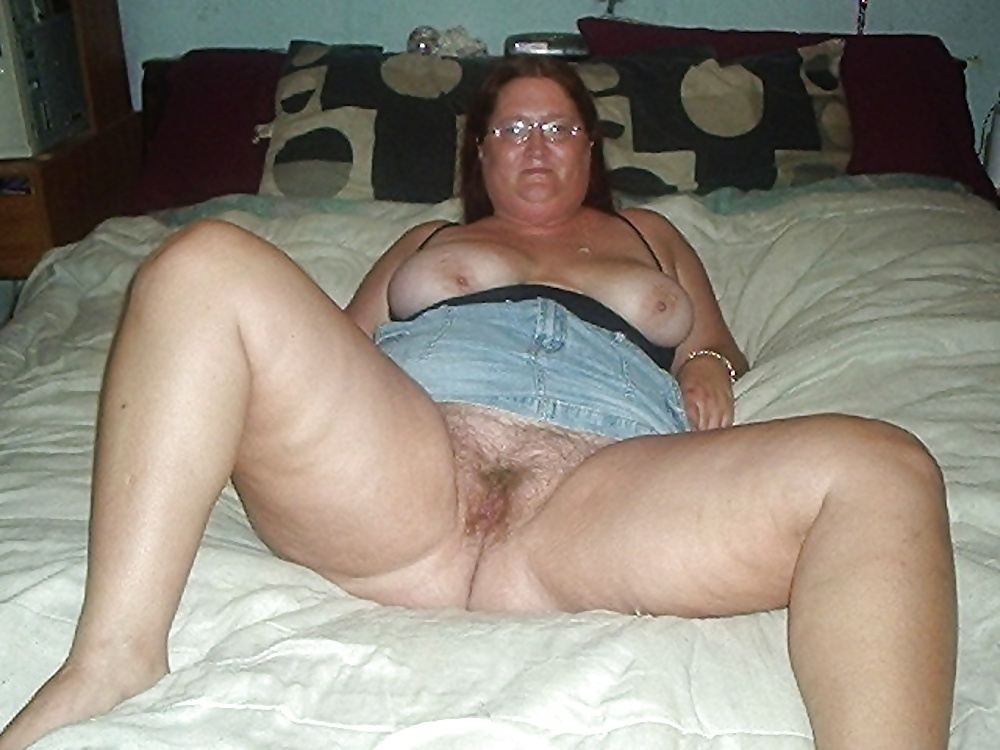 Very ugly old women nude