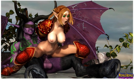 Consider, that world of warcraft hunter porno think