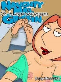 Free Lois Griffin Porn Comics