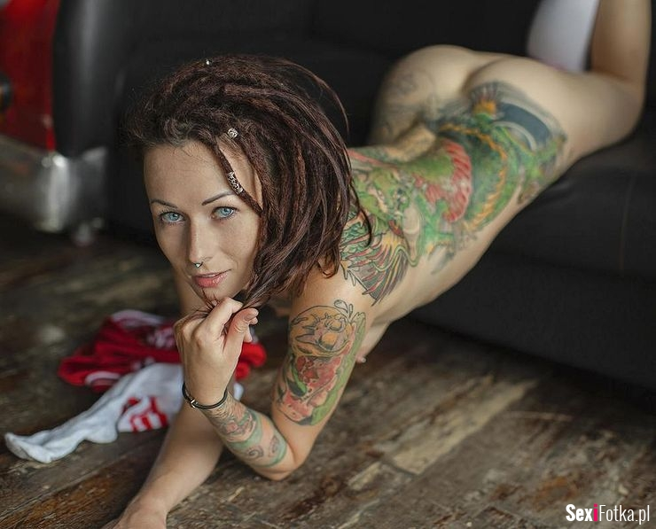 Inked beauty