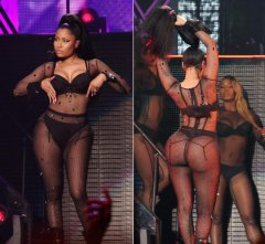 Nicki Minaj Nude Pics – NEW Gallery Collection