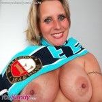 Busty Dutch milf live sex cam model Nalila