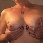 My hot Aussie wife has such beautiful tits!