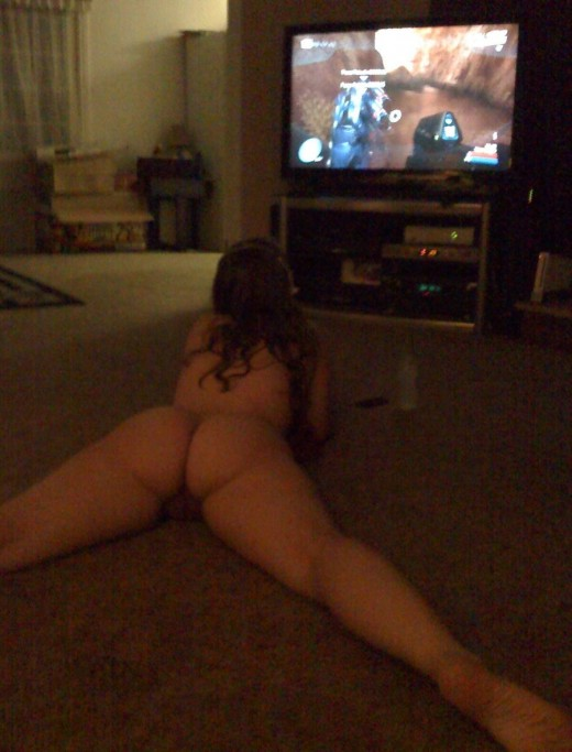 Horny amateur 24 years old woman