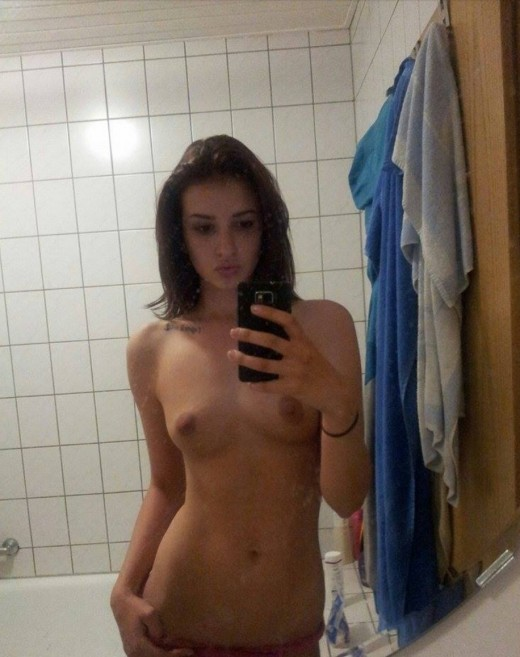 Beautiful amateur 24 years old woman