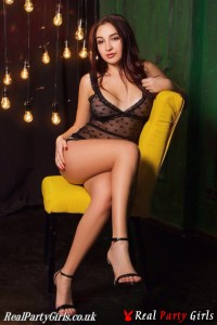 Michelle – Real Party Girls London