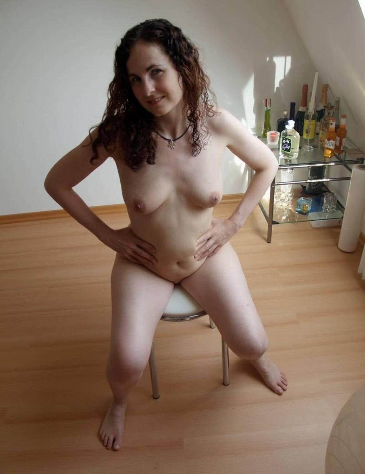Nude German Mature