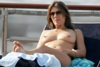 Liz Hurley Nude Beach