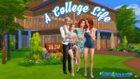 A College Life Version 0.1Win/Mac by Sims4Adults