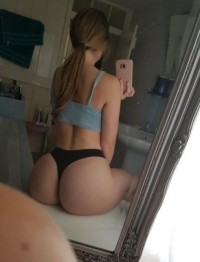 Hot amateur chick with an amazing body