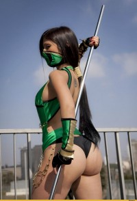 Mortal Kombat Cosplay Sexy