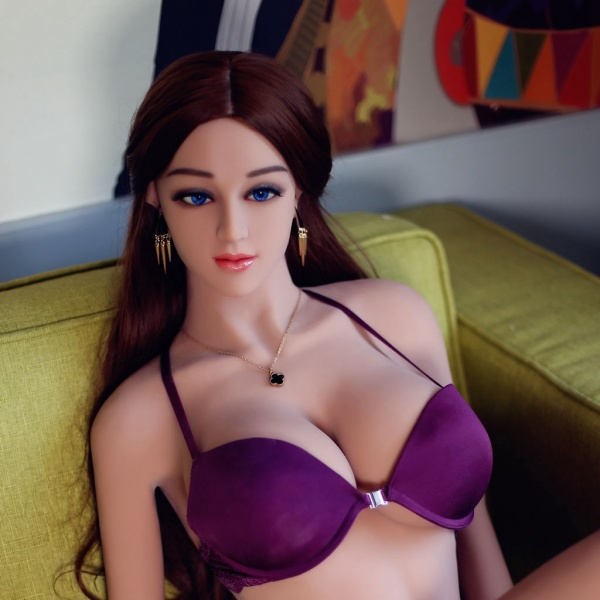 Realistic Love Doll For Men TPE Sex Dolls – Lindsay 165cm
