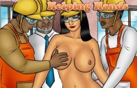 Savita Bhabhi Episode 90 Helping Hands PDF – Kirtu Velamma