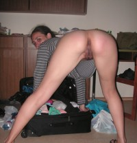 Hot amateur girl ready for play