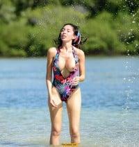 Farrah Abraham boob slip