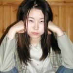 Korean girl nude in public #45