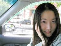 Korean girl nude in public #46