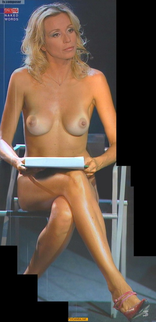 Silvia Rocca nude at Spicy TG