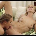 Seducing Her Teacher Episode 2 – WowGirls small tits teacher lesbian sex – Lesbian HD Porn