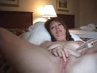 Horny wife anal masturbating – Myhotwifetube