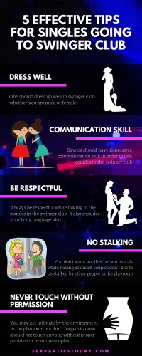 5 Effective Tips For Singles Going To Swinger Club