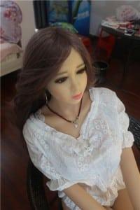 Liebespuppe Japanische Sexpuppe – Mimi 165cm