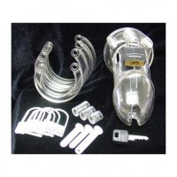 CB6000 MALE CHASTITY DEVICE