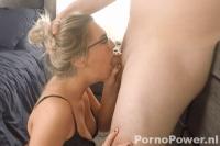 Her first porn movie